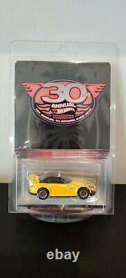 Hot Wheels 30th Annual Collector's Convention Honda S2000 S2K Limited Ryu Asada