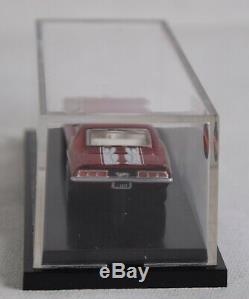 Hot Wheels'69 Chevy Camaro Coupe Toy Fair 2007 Die Cast Car