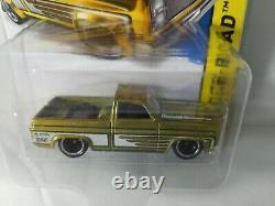 Hot Wheels 83' Chevy Silverado Super Treasure Hunt