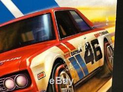 Hot Wheels BRE Datsun Bluebird 510 RLC VERY RARE Real Riders 01300/03000