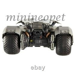 Hot Wheels Cmc89 Elite Batman Vs Superman Dawn Of Justice Batmobile 1/18 Grey