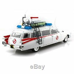 Hot Wheels Collector Ghostbusters Ecto-1 Die-cast Vehicle (118 Scale) BCJ75