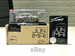 Hot Wheels Datsun 510 Wagon Jun Imai Signed Indonesia Diecast Expo 2018 Event