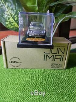 Hot Wheels Datsun Wagon 510 Bluebird Jun Imai Signed Indonesia Diecast Expo Ide
