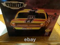 Hot Wheels Don The Snake Prudhomme Legends To Life Animated Funny Car Sealed Box