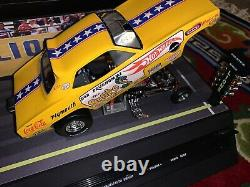 Hot Wheels Don The Snake Prudhomme Legends to Life Animated Funny Car Exclnt