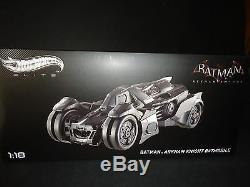 Hot Wheels Elite Batman Arkham Knight Batmobile 1/18 BLY23