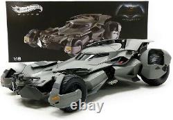 Hot Wheels Elite Batman vs Superman Dawn of Justice Batmobile Die-cast Car