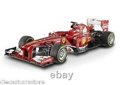 Hot Wheels Elite F1 Ferrari F138 F. Alonso Formula 1 1/18 China Gp 2013 Bct82
