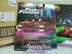 Hot Wheels Fast & Furious Premium Original Fast Box Set 2019
