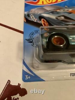 Hot Wheels Ford GT40 Super Treasure Hunt 2020 Car