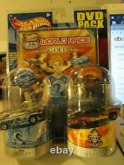 Hot Wheels Highway 35 DVD Pack World race Ring of Fire Episode 1