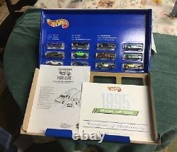 Hot Wheels JC Penney'95 Treasure Hunt Set Original JCPenney Packaging MINT