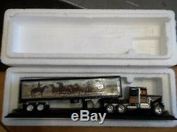 Hot Wheels Kenworth W900 Smokey and the Bandit Snowman Truck Custom 180