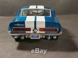 Hot Wheels Legends Shelby Mustang Cobra GT 500 124 164 Scale Diecast Model Car
