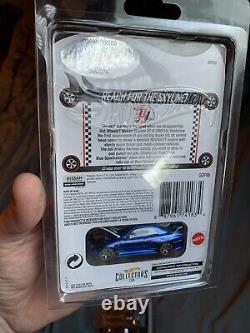 Hot Wheels NISSAN SKYLINE GT-R (BNR34) Blue RLC