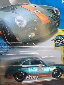 Hot Wheels Porsche 356 Outlaw SUPER TREASURE HUNT 2021