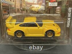 Hot Wheels Porsche 993 GT2 Boulevard