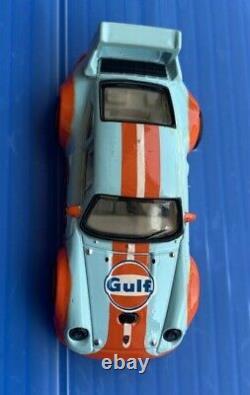 Hot Wheels Porsche 993 GT2 Gulf Prototype Unspun Super RARE