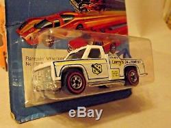 Hot Wheels REDLINE Ramblin' Wrecker #7659 EXTREMELY RARE! HK Base
