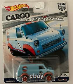 Hot Wheels RLC 17 Ford Raptor GULF With Bonus Car #05608/10000 Red Line Club 2019