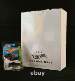 Hot Wheels RLC 2015 Super Treasure Hunt Set. Original Boxes. 6 of 1000 Ferrari