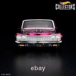 Hot Wheels RLC 2021 HWC Special Edition Rose'n One'64 Impala CONFIRMED ORDER