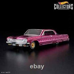 Hot Wheels RLC'64 Impala Rosen One AND'32 Ford Deuce Coupe READY TO SHIP