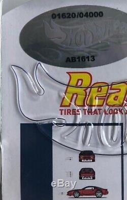 Hot Wheels RLC'85 Chevrolet Camaro IROC-Z Real Riders Series 11 #1620/4000
