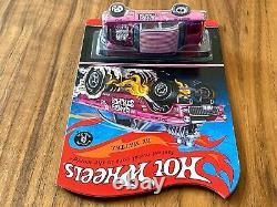 Hot Wheels RLC Candy Striper 55 Chevy Bel Air Gasser ULTRA LOW #12/4000