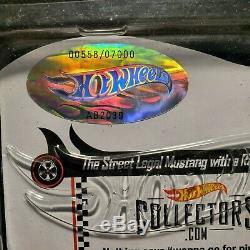 Hot Wheels RLC Collectors. Com 70 Mustang Boss 302