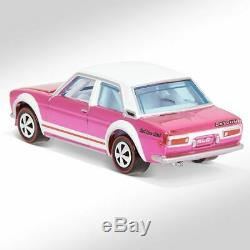 Hot Wheels RLC EXCLUSIVE 71 Datsun 510 Super Collectible