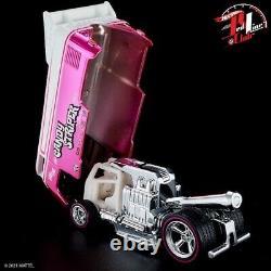 Hot Wheels RLC Exclusive Volkswagen Drag Bus Pink (GLH95)