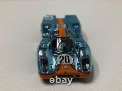 Hot Wheels RLC Gulf Porsche 917K LOOSE VERY RARE Limited To 4,000