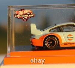 Hot Wheels RLC Gulf Racing Porsche 993 GT2 #0260/6000 NIB Free Shipping