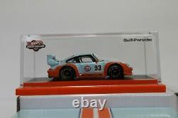Hot Wheels RLC Gulf Racing Porsche 993 GT2 #2662/6000 NIB Free Shipping