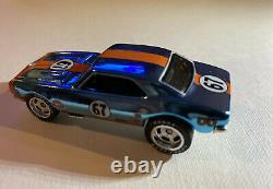 Hot Wheels RLC Red Line Club Gulf `67 Camaro # 25714500 withCard See Photos RARE