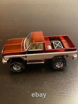 Hot Wheels RLC Series 13 Real Riders'83 Chevy Silverado 4X4 LOOSE MINT