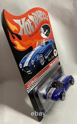 Hot Wheels RLC Special Commemorative Edition Shelby Cobra 427 S/C #00053/04000