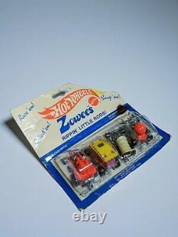 Hot Wheels Redline 1973 Zowees Pack Unopened