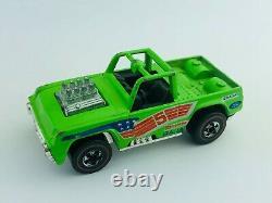 Hot Wheels Redline BAJA BRUISER Alt Light Green Flying Colors VG/EX SUPER RARE