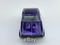 Hot Wheels Redline CUSTOM CAMARO US Purple Dark Int NM/M WOW! INSANE