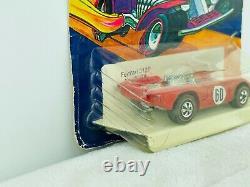 Hot Wheels Redline FERRARI 312P 1973 Red Enamel Blisterpack BP Carded RARE