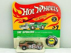 Hot Wheels Redline NITTY GRITTY KITTY Copper Dark Int Blisterpack BP WOW