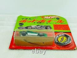 Hot Wheels Redline PYTHON Green HK Blisterpack BP Carded JAPANESE CARD