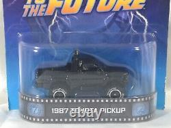 Hot Wheels Retro Entertainment Back To The Future 87 Toyota Pickup Diecast Truck