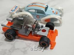 Hot Wheels Toy Fair Gulf 2018 Volkswagen Kafer Racer Real Riders Unspun