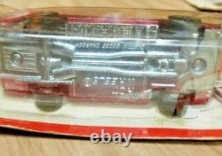 Hot Wheels Vintage Original Redline 1968 Custom Dodge Charger Mint On Cut Card