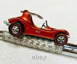 Hot Wheels Vintage Redline 1969 Sand Crab Rare Vhtf U. S. True Orange Holy Grail