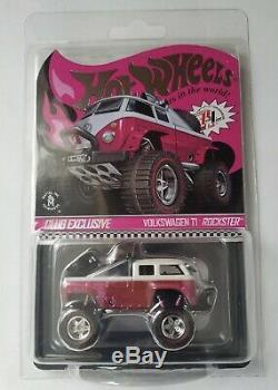 Hot wheels 2020 nationals Convention pink RLC T1 rockster Presale